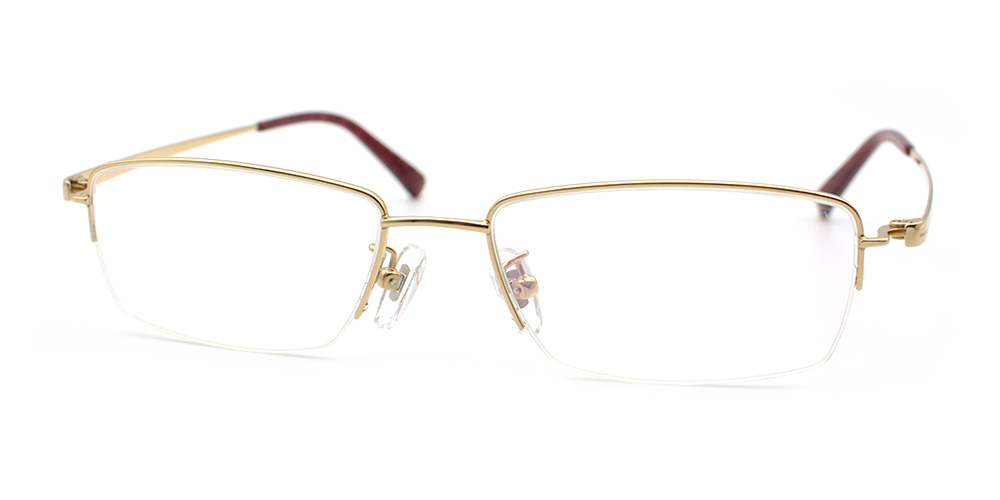Prescription Glasses T6762  GOLD