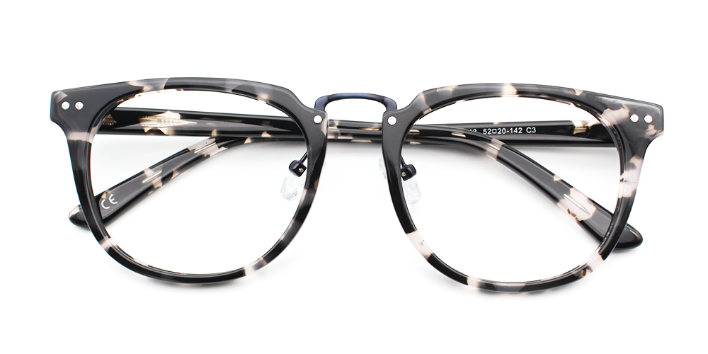 Prescription Glasses A113 C3 GREY DEMI