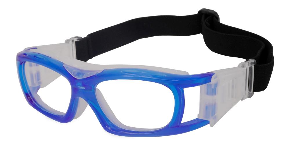 Basketball Glasses SP042-BLUE