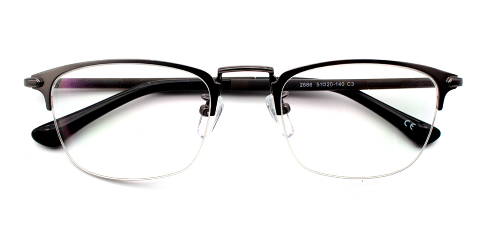 Prescription Glasses M2686 GUN