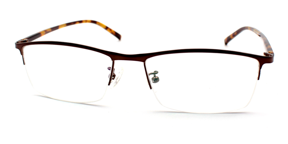 Prescription Glasses M8159 BROWN