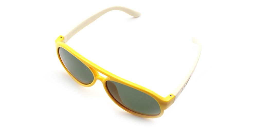Prescription Sunglasses KS806 YELLOW
