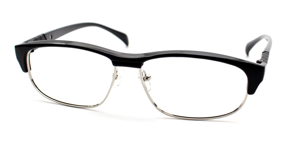 Prescription Glasses TR1808 BLACK